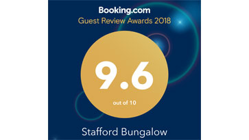Booking.com - Guest Review Awards 2018