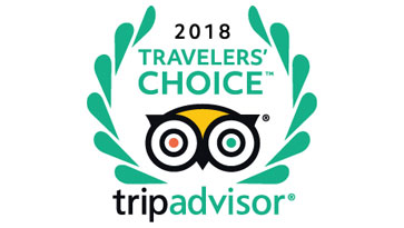 Travellers' Choice Hotel Winner
